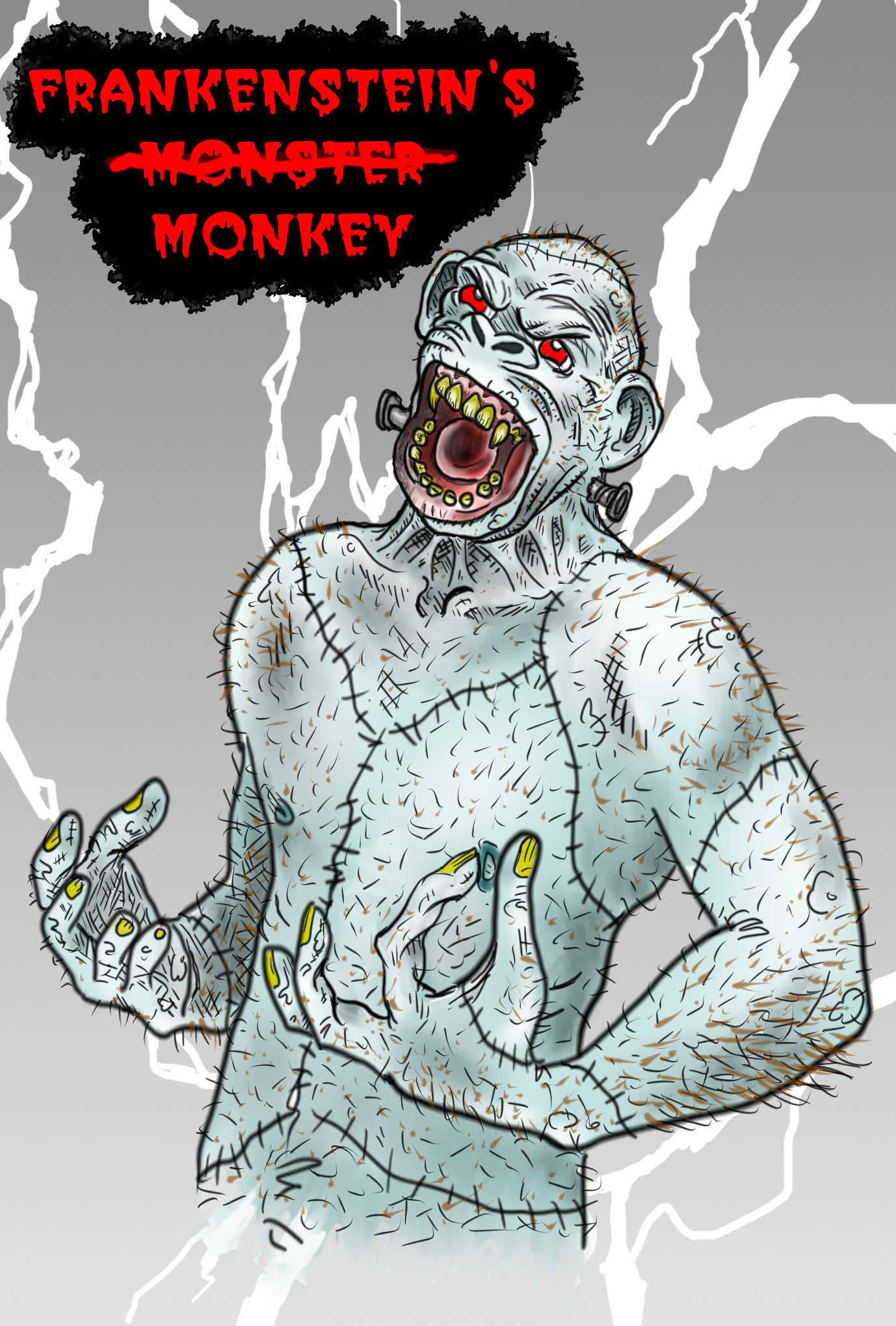 Frankensteins Monkey